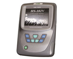 超音波画像診断装置 HS-102V(牛用)